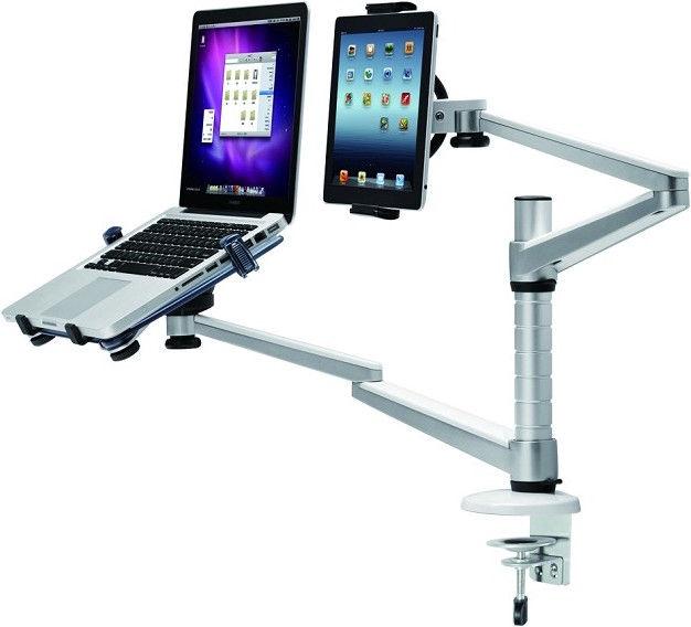 NewStar FPMA-D300NOTEBOOK Desk Mount Silver