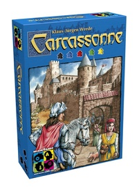 Настольная игра Brain Games Carcassonne Baltic