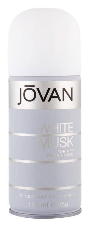 Jovan White Musk Men Deodorant Body Spray 150ml