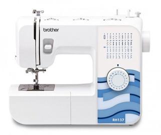 Brother RH-137 Sewing Machine White