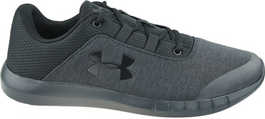 Under Armour Mens Mojo Sportstyle Shoes 3019858-001 Black 44