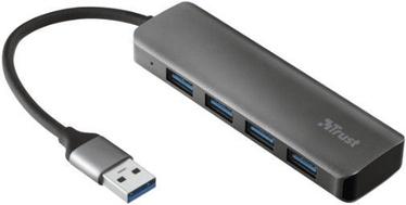 Trust Halyx Aluminium 4-Port USB 3.2 Hub