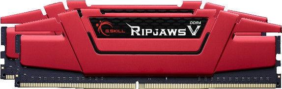 G.SKILL RipjawsV 32GB 3000MHz DDR4 CL15 DIMM KIT OF 2 F4-3000C15D-32GVR