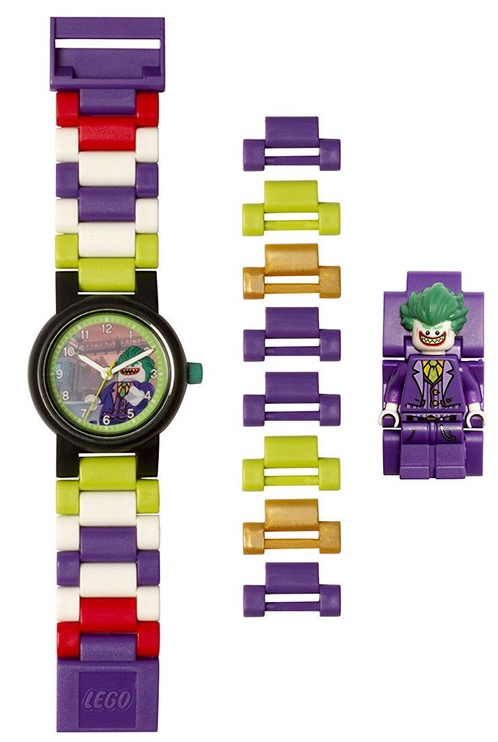 LEGO Minifigure Link Buildable Watch The Joker 8020851