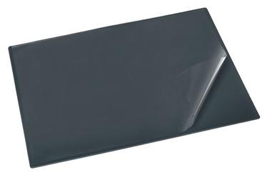 Bantex Desk Pad With Film 49x65cm Anthracite Black