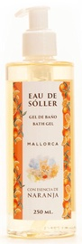 Eau De Soller Mallorca Bath Gel 250ml