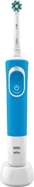 Braun Oral-B Vitality 100 Electric Toothbrush Cross Action Blue