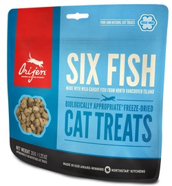 Orijen Six Fish Cat Treats 35g