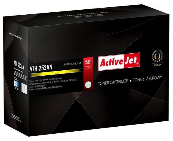 ActiveJet Toner ATH-252AN Yellow