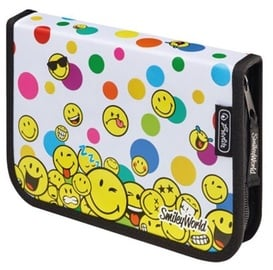 Herlitz Pencil Case Smiley World Smiley Rainbow