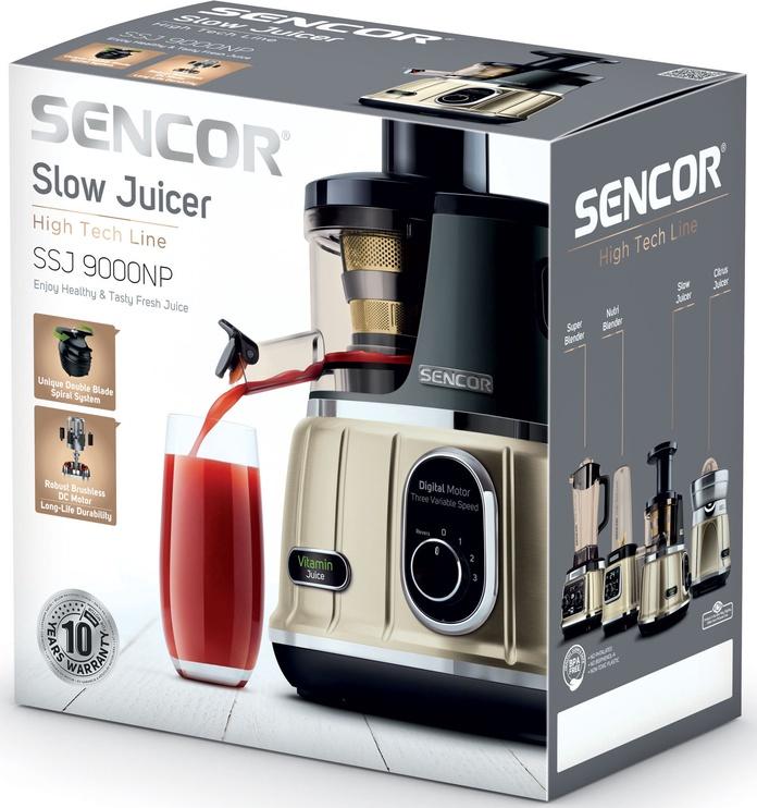 Sencor SSJ 9000 NP