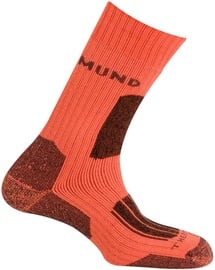 Mund Socks Everest Orange 38-41