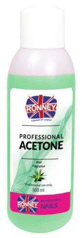 Ronney Acetone With Aloe Fragrance 500ml