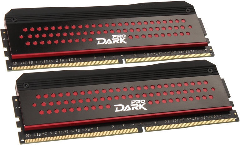 """Team Group Dark Pro """"8Pack Edition"""" 16GB 3866MHz CL18 DDR4 KIT OF 2 TDPGD416G3866HC18GDC01"""