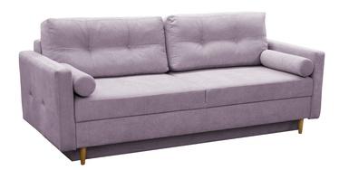 Диван-кровать Idzczak Meble Pastella Pink, 216 x 100 x 74 см