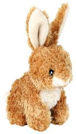Trixie Dog Toy Plush Rabbit 4pcs 15cm
