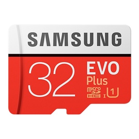 Mälukaart Samsung EVO+ MB-MC32GA/EU CL10 R95/W20 32GB