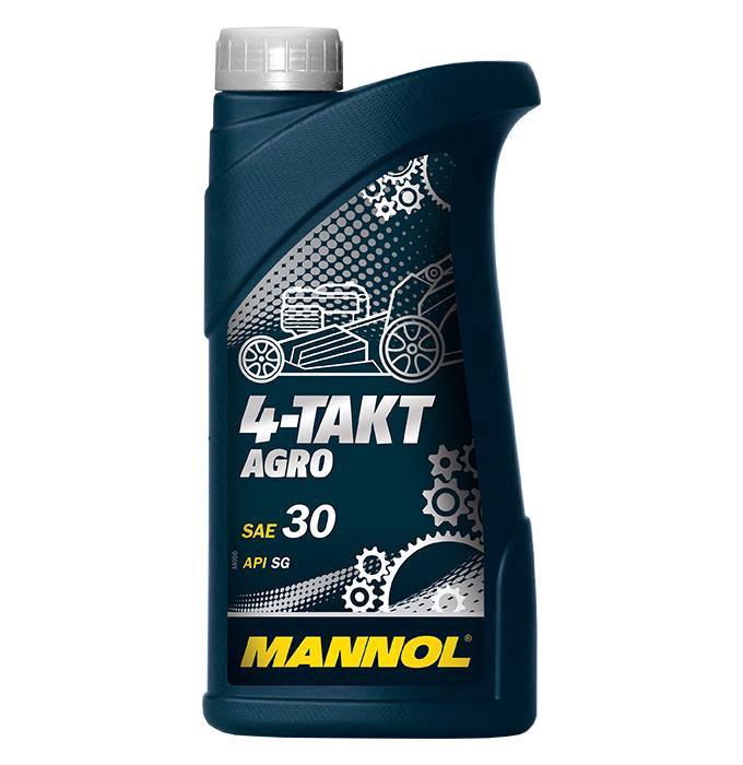 Mootoriõli Mannol 4-takt Agro, 1 l
