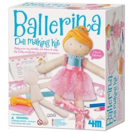 4M Ballerina Doll Making Kit 2731