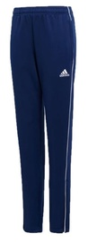 Adidas Core 18 Jr Training Pants CV3994 Dark Blue 128cm