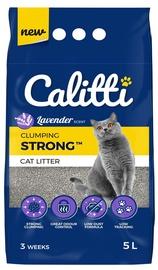 Calitti Clumping Strong Lavander Cat Litter 5l