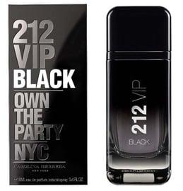 Parfüümid Carolina Herrera 212 VIP Black 100ml EDP