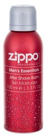 Zippo Men's Essentials After Shave Balm Skin Moisturiser 100ml