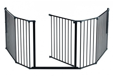 BabyDan Safety Gate Flex XL Black