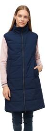 Audimas Long Vest W/ Thinsulate Thermal Insulation Navy Blazer S