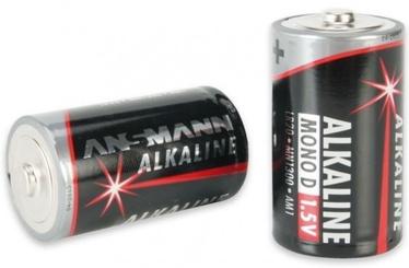 Ansmann Alkaline Battery 1.5V LR20