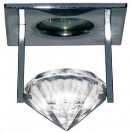 Light Prestige Eris Lamp 50W GU10 Silver