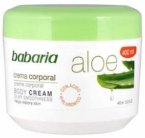 Babaria Aloe Vera Body Cream 400ml