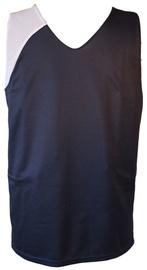 Bars Mens Basketball Shirt Dark Blue/White 32 158cm