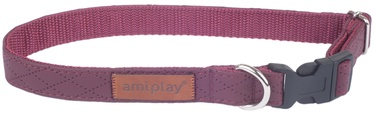 Kaelarihm Amiplay Cambridge, punane, 450 - 700 mm x 25 mm