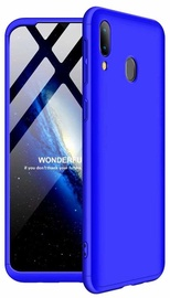 GKK 360 Protection Case For Samsung Galaxy A40 Blue