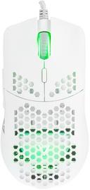 Игровая мышь Modecom Volcano Shinobi White, проводная, оптическая