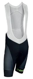 Cervelo Bib Shorts Black/White XXL