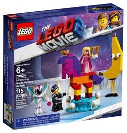 Konstruktor Lego The Movie Introducing Queen Watevra Wa'Nabi 70824