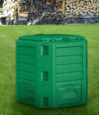 Prosperplast Composter Compogreen IKST380ZI Green 3162525