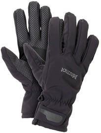 Marmot Gloves Glide Softshell Black XL
