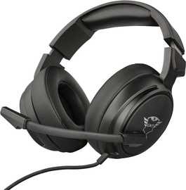 Trust GXT 433 Pylo Over-Ear Gaming Headset Black