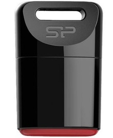 USB mälupulk Silicon Power Touch T06 Black, USB 2.0, 16 GB