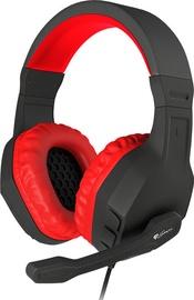 Mänguri kõrvaklapid Genesis Argon 200 Red