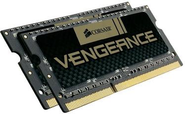 Operatiivmälu (RAM) Corsair Vengeance CMSX16GX3M2A1600C10 DDR3 (SO-DIMM) 16 GB