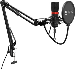 SPC Gear SM950 Streaming USB Microphone