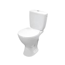 WC-pott Cersanit Koral K100-206, kaanega, 375x645 mm
