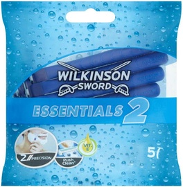 Бритва Wilkinson Sword Essentials2 For Men, 5 шт.
