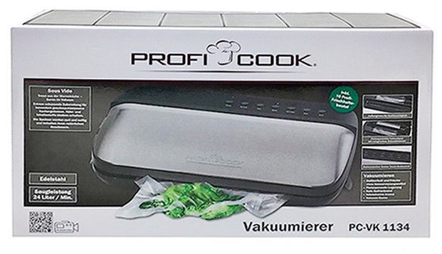 Vaakumpakendaja Proficook PC-VK 1134