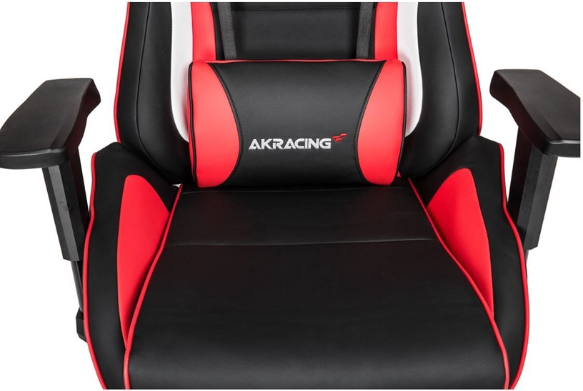 AKRacing Prox Gaming Chair Black/Red