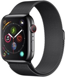 Devia Elegant Series Milanese Loop For Apple Watch 40mm Black